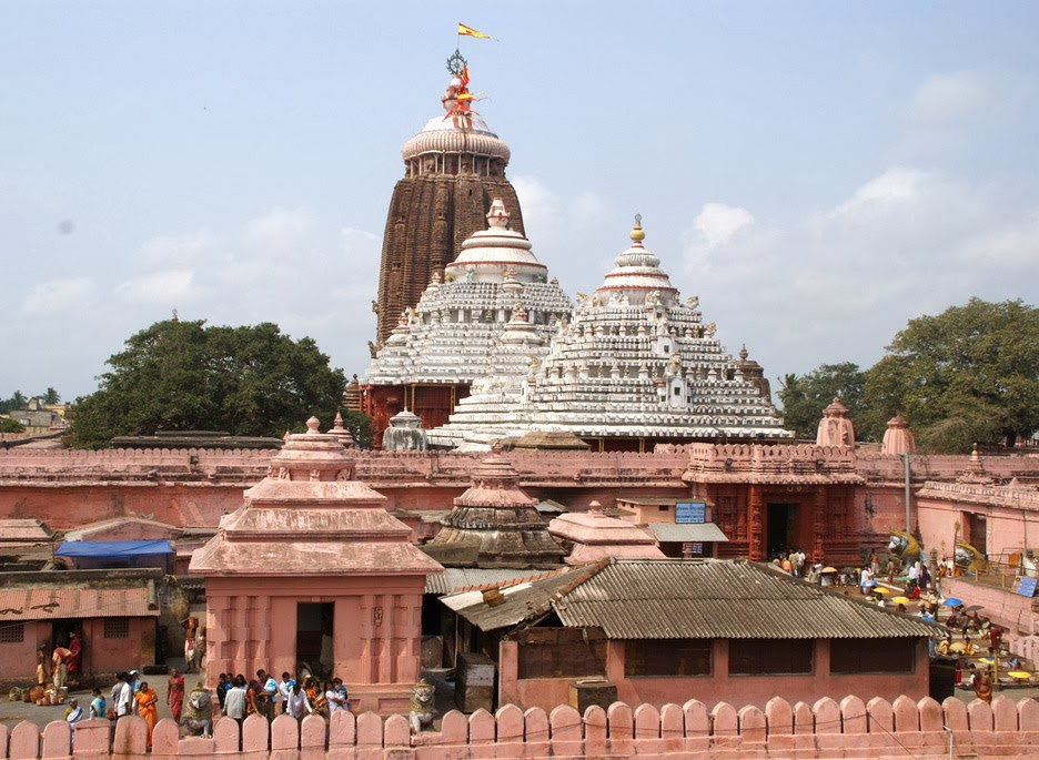 Jagannath Temple Puri India