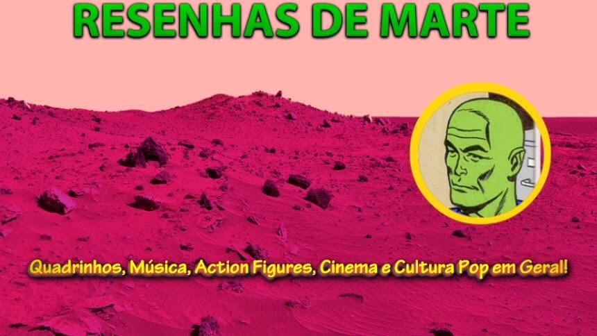 Resenhas de Marte