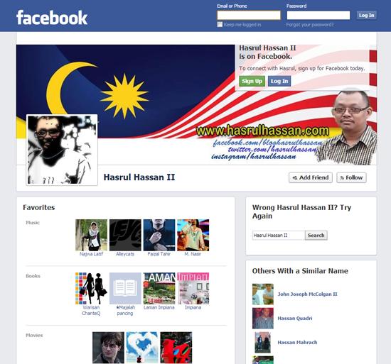 Tips Promosi Blog Dari Profil Facebook
