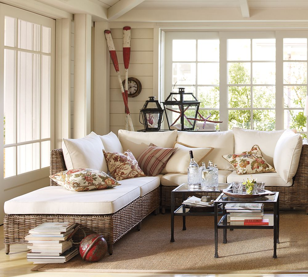 It's Here! Pottery Barn Summer Catalog