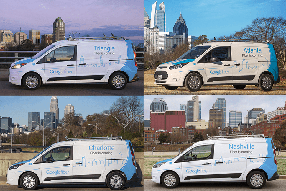 Google Announces 18 Cities Four Metro Areas Five New Candidates For Google Fiber