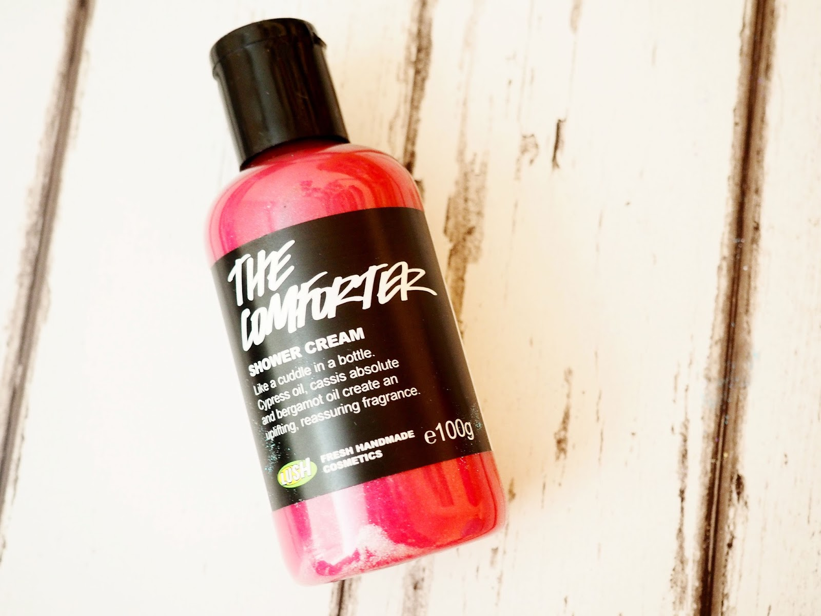Lush The Comforter Shower Cream