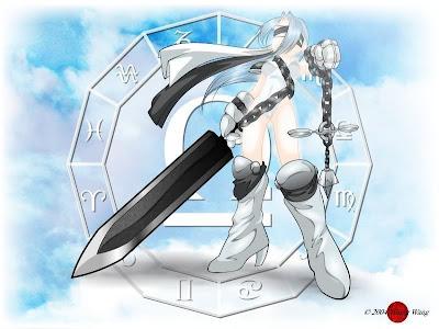 signo zodiacal libra en anime