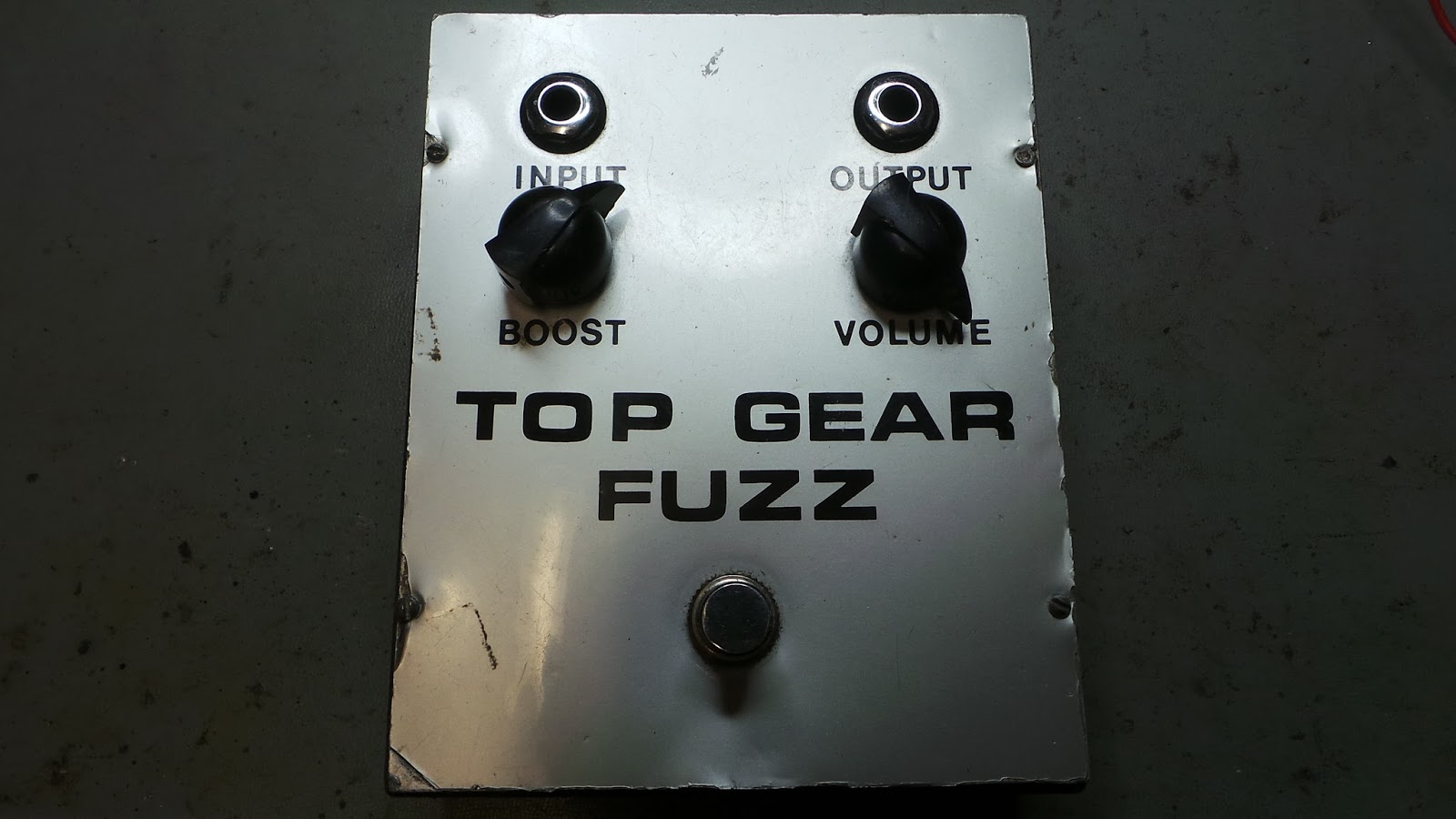 Doz Blog Top Gear Fuzz Guitar Pedal Schematic Together With Transistor Tester This