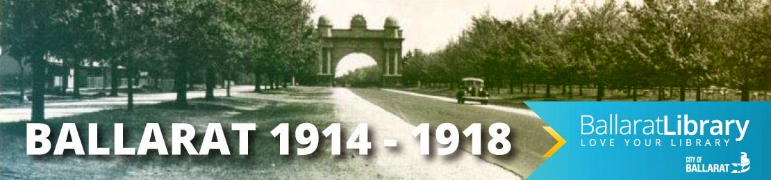 Ballarat 1914 - 1918