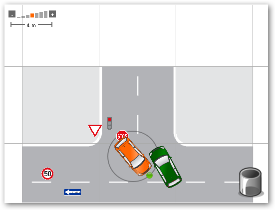 Disegnare incidenti stradali online for Come disegnare progetti online