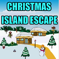 YalGames Christmas island escape