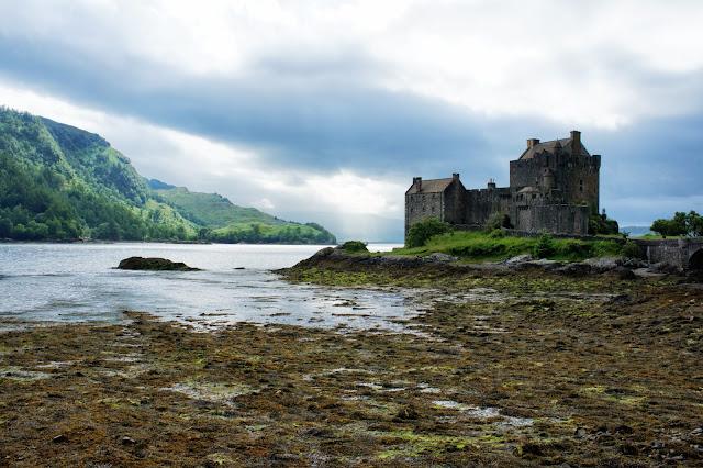 Escocia. Castillo de Eilean Donan