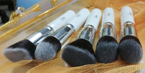 Nanshy Face Brush Set (5 Piece)