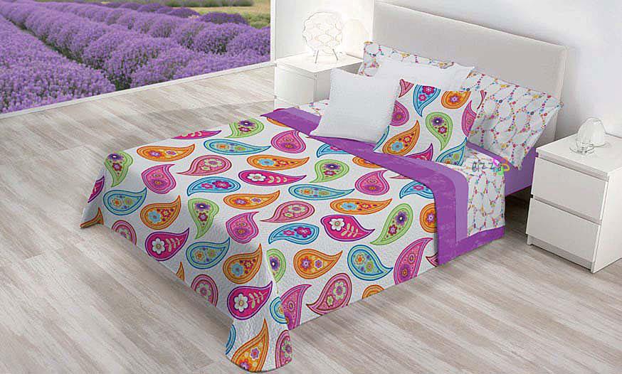 Blog de oferta colchas primavera verano for Medidas colcha cama 135