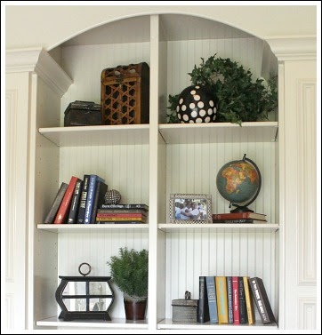 Learn to Accessorize a Bookshelf