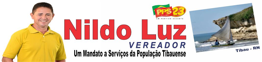 Vereador Nildo Luz