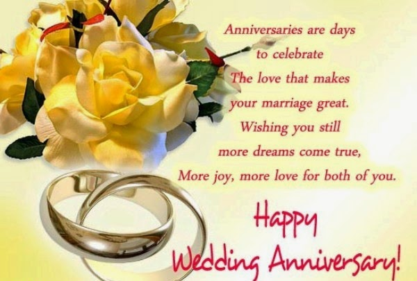15 Heart Touching Marriage Anniversary Wishes 2015