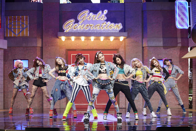 "WALLPAPER SNSD 2013 ""I Got A Boy"""