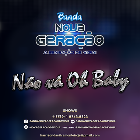 CD Banda Nova Geração