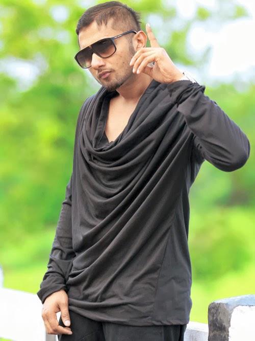 New Fashion In Yo Yo Honey Singh Dressing Style