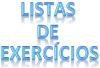 Lista de Exercícios sobre MHS - Movimento Harmônico Simples