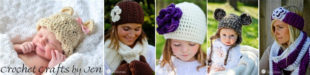 Crochet Crafts by Jen