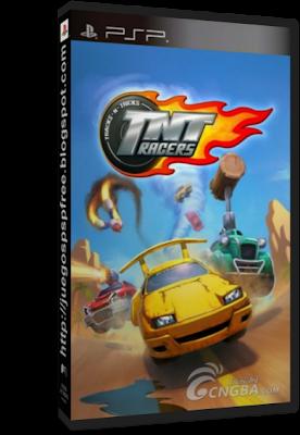 TNT Racers  (Espanol) (Juegos 2014)