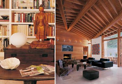diseño de casa en madera