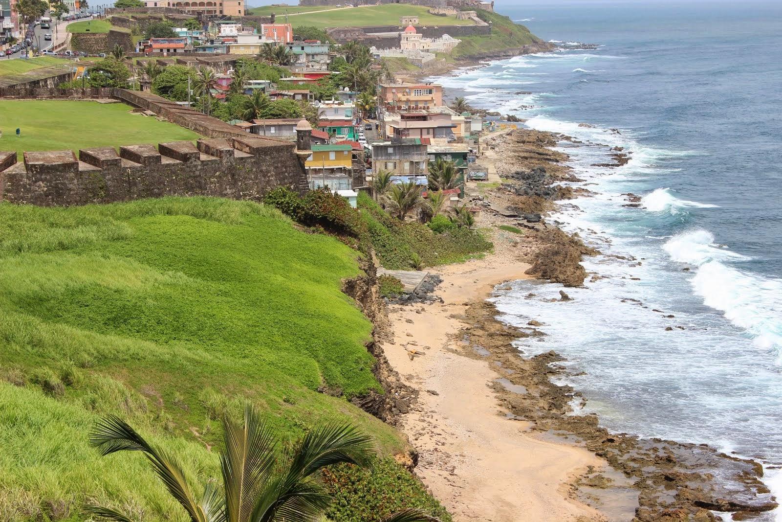 In Puerto  Rico