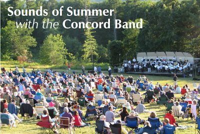 Sound of Summer with the Concord Band