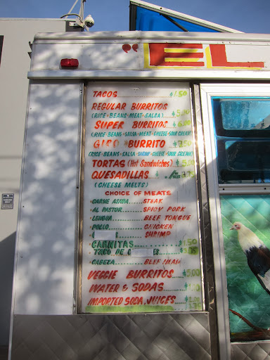 Their Menu Items Are Standard Fare For The Normal Taco Truck But I Have To Say This Is Now My 1 Favorite In City Sorry El Tonayense See