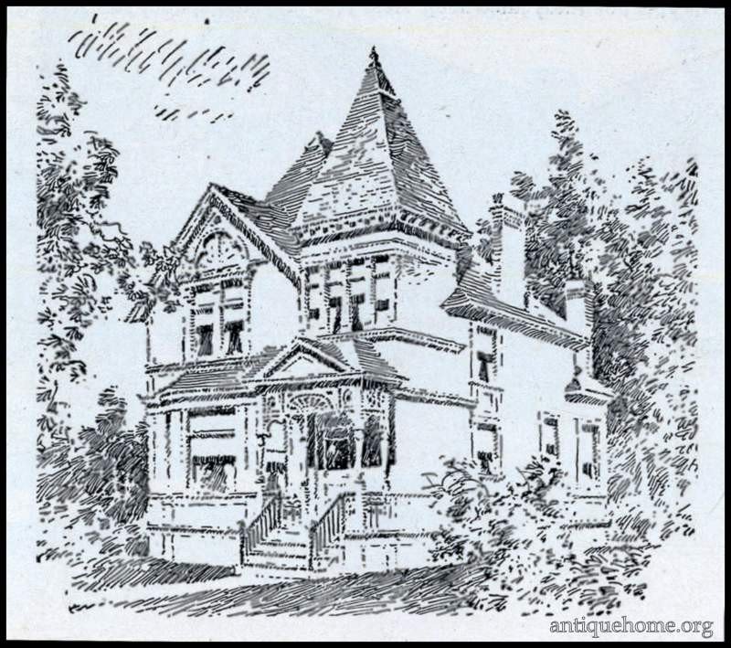 The Daily Bungalow Queen Anne Style Architecture What