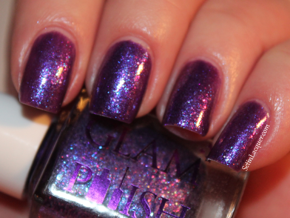 Glam Polish - Diamonds on the Inside