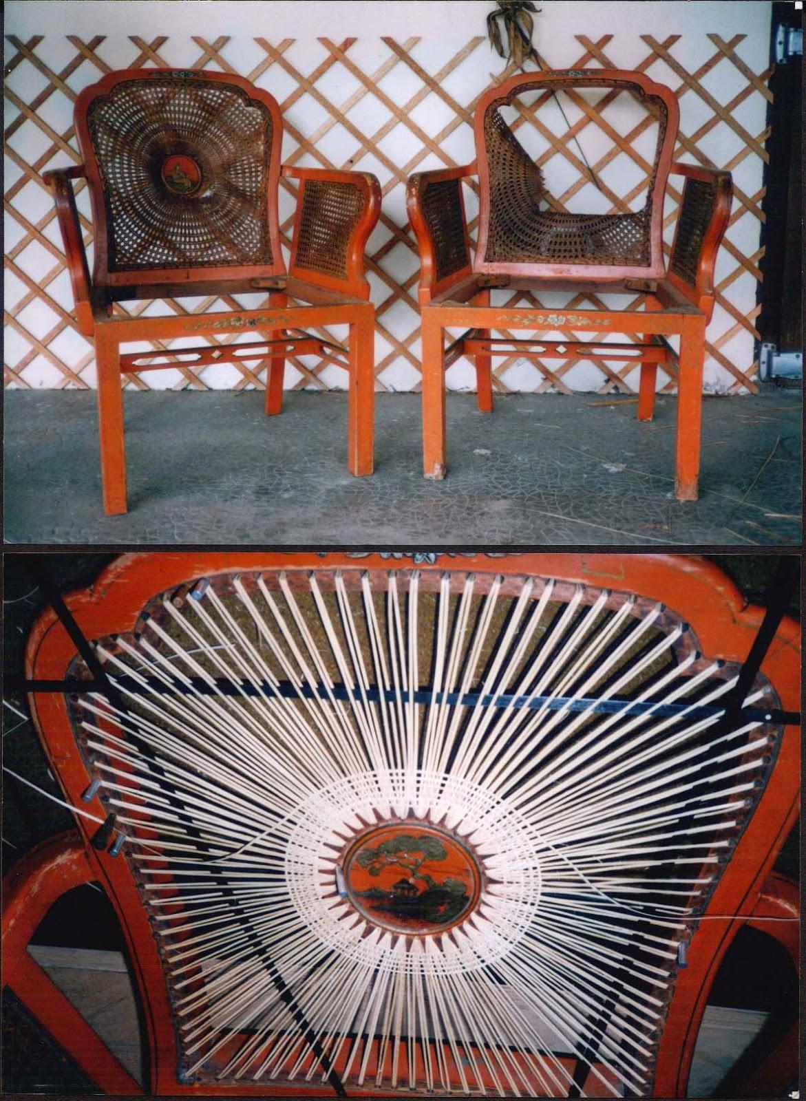 normandie cannage cannage soleil pour les puces de saint ouen. Black Bedroom Furniture Sets. Home Design Ideas