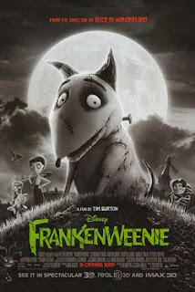 Chó Ma Frankenweenie - Frankenweenie