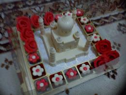 :: Coklat Taj Mahal ::