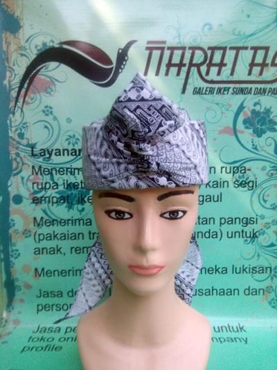Pakaian Khas Sunda