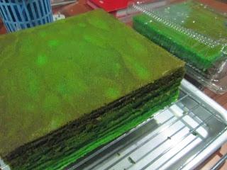 kek,kek sarawak