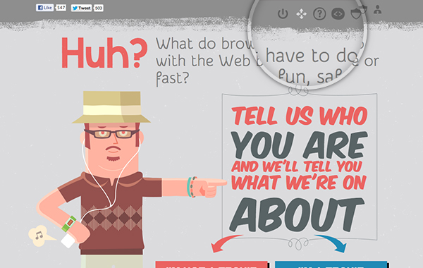25 Websites with Scrollspy Navigation for Your Inspiration