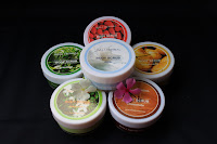 Terdiri dari 6 varian : Bengkoang, Chocolate, Green Tea, Jasmine, Milk, dan Strawberry