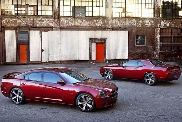 Dodge Charger y Challenger
