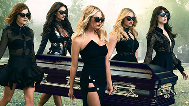 'Pretty Little Liars', póster temporada 6B