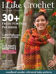 I Like Crochet October Issue