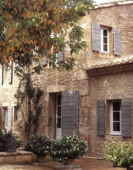 French farmhouse style houses