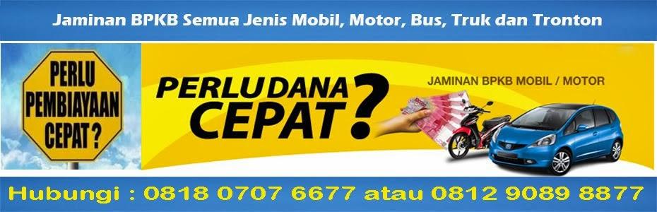 Dana Tunai Jaminan BPKB