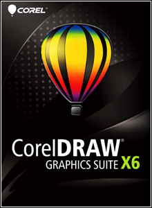 CorelDRAW Graphics Suite X6 16.1.0.843