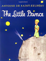 Cover of The Little Prince by Antoine de Saint-Exupéry