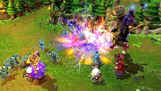 League of Legends PC Game Free Download.