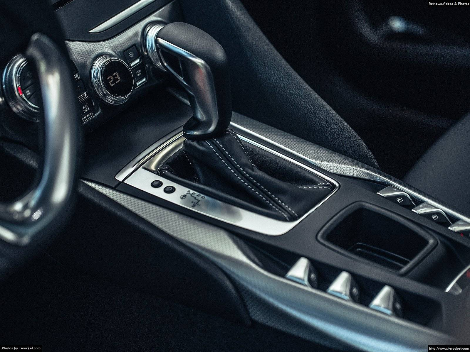 Hình ảnh xe ô tô Citroen DS5 2016 & nội ngoại thất