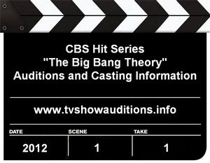 The Big Bang Theory Casting Auditions