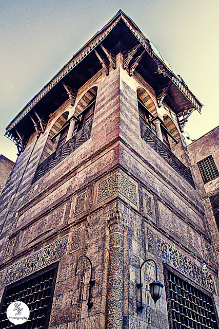 بيوت القاهرة القديمة - Y&Y Photography