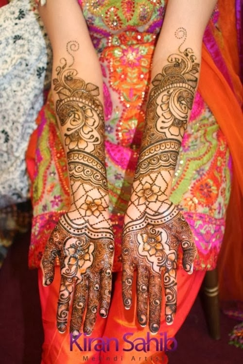 Bridal tattoo indian mehandi things i love pinterest for Things tattoo artists love