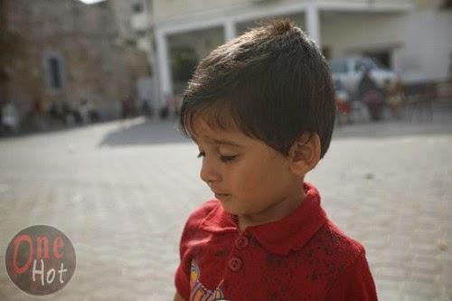 Warga Muslim Gaza mengungsi di Gereja Ortodoks Yunani 13
