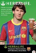 Makanan Utama Messi